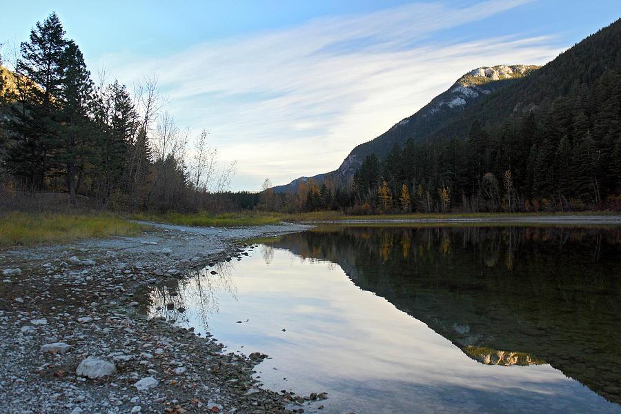 Marble Canyon British Columbia Photograph