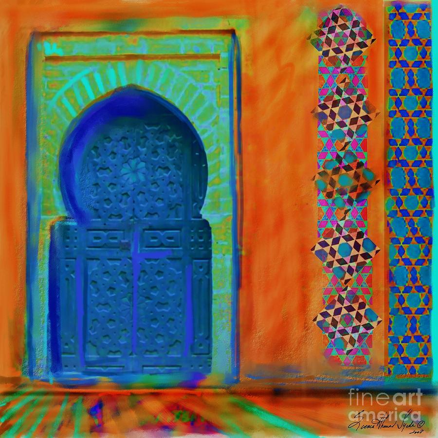 Image Gallery moroccan art paintings