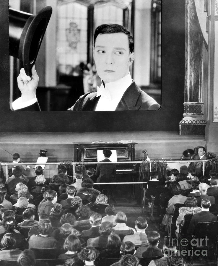 Actor Photograph - Movie Theater, 1920s by Granger