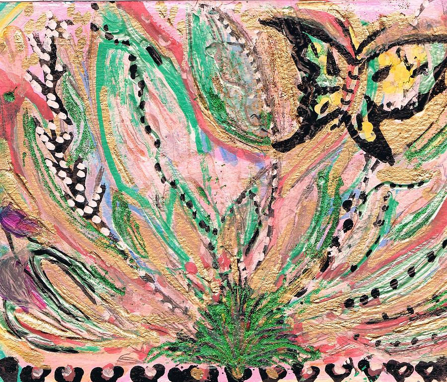 Natural Mixed Media - Natural Emergence by Anne-Elizabeth Whiteway