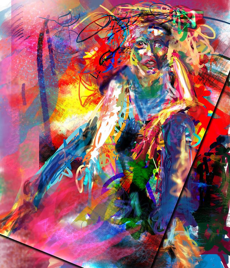 Part Of It In It Digital Art