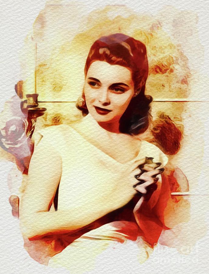 Patricia Neal, Movie Star Painting