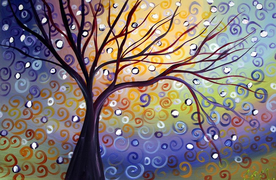 Piece Of Eden Painting