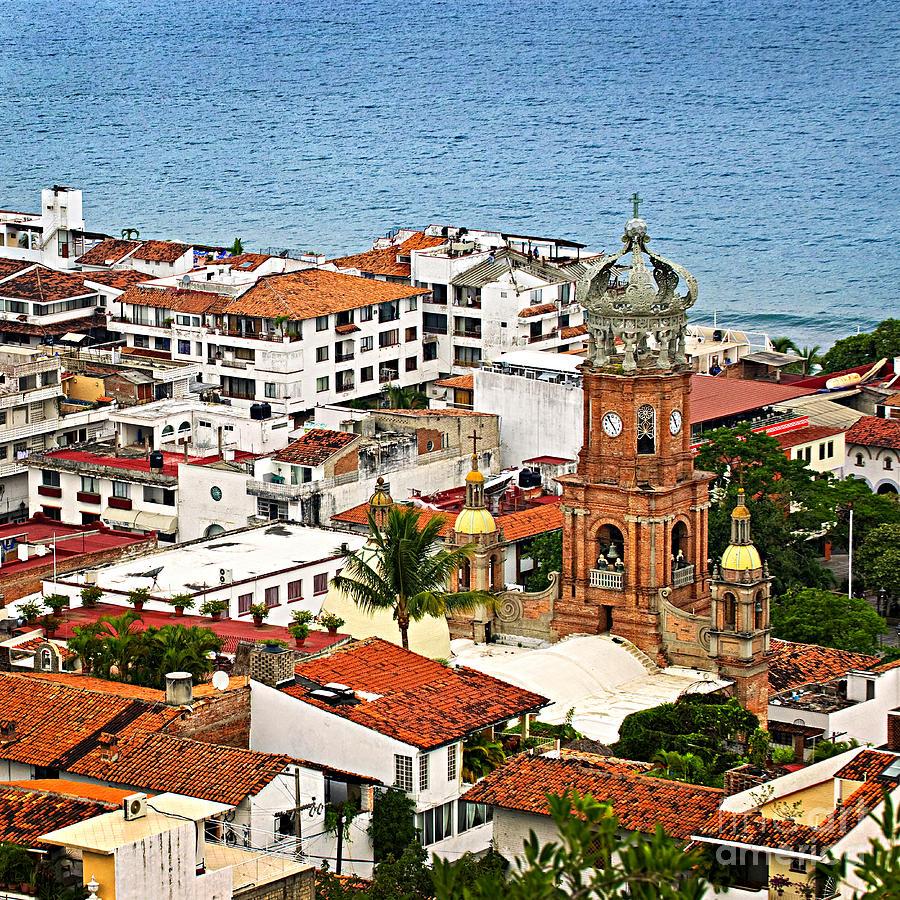 Puerto Vallarta Photograph