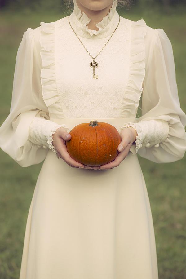 Pumpkin Photograph by Joana Kruse