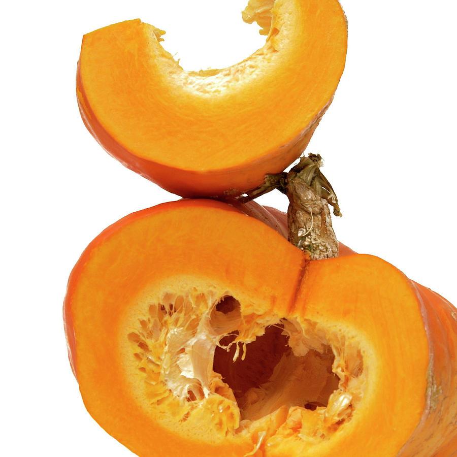 Pumpkins Photograph - Pumpkins by Bernard Jaubert