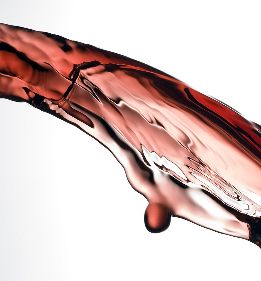 Red Photograph - Red Wine by Frank Tschakert