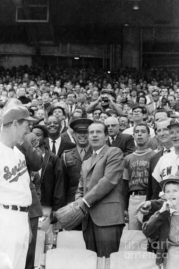 Richard Nixon (1913-1994) Photograph