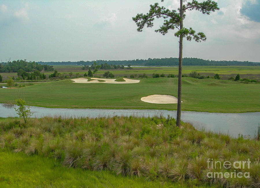 Rivertowne Country Club Golf Course Photograph