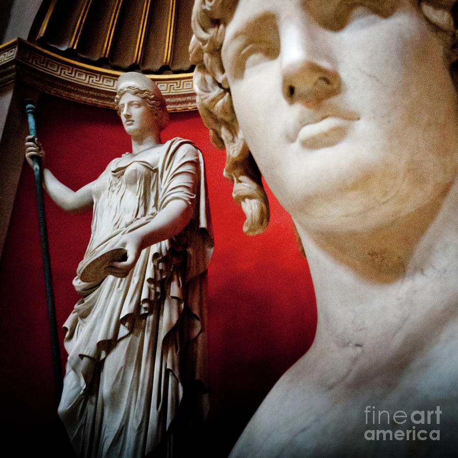 Roma Photograph - Rotunda Colossals 3 Of 3 by Andy Smy
