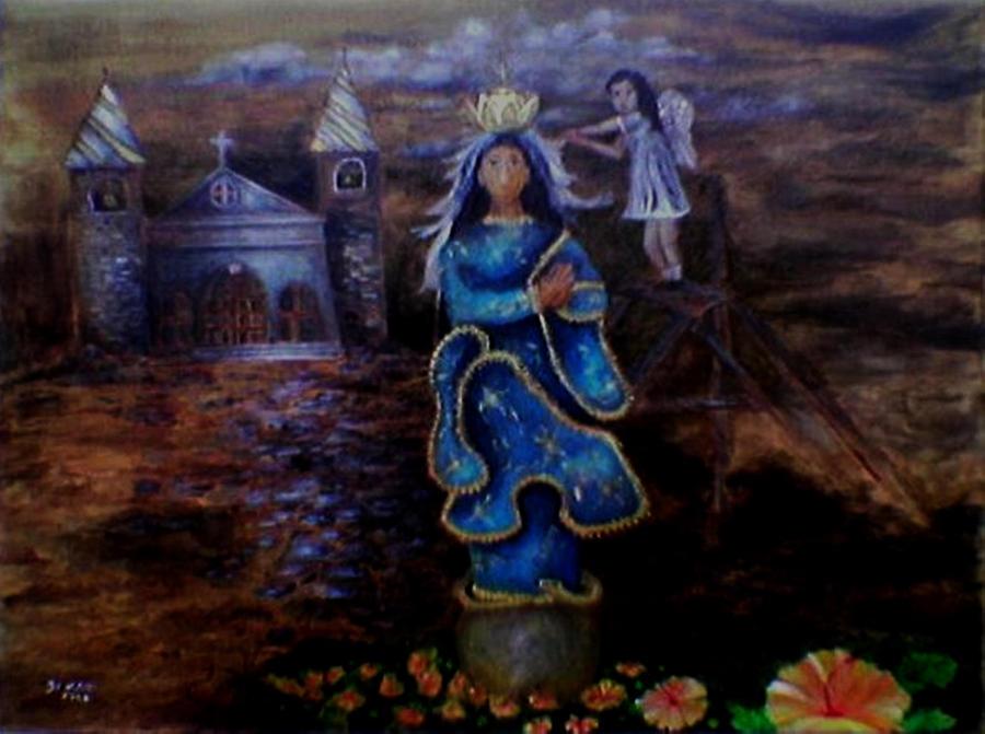 Salubong Painting