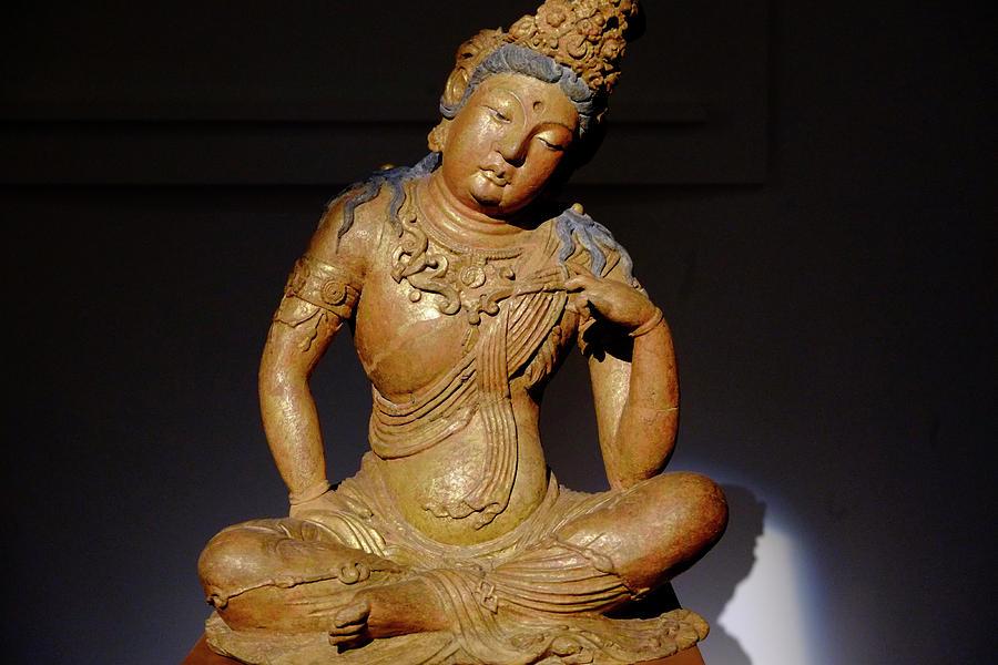 Seated Buddha Photograph