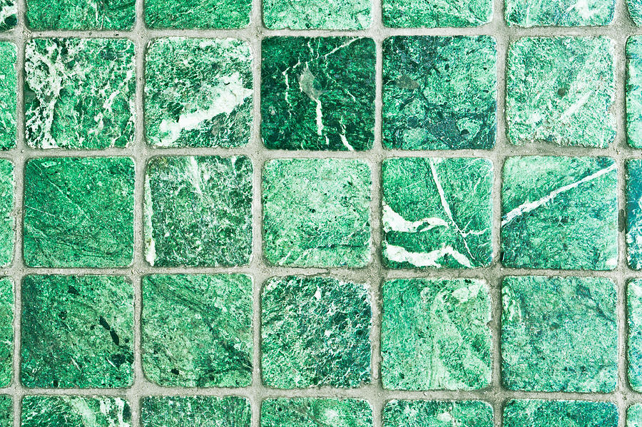 Stone Tiles Photograph