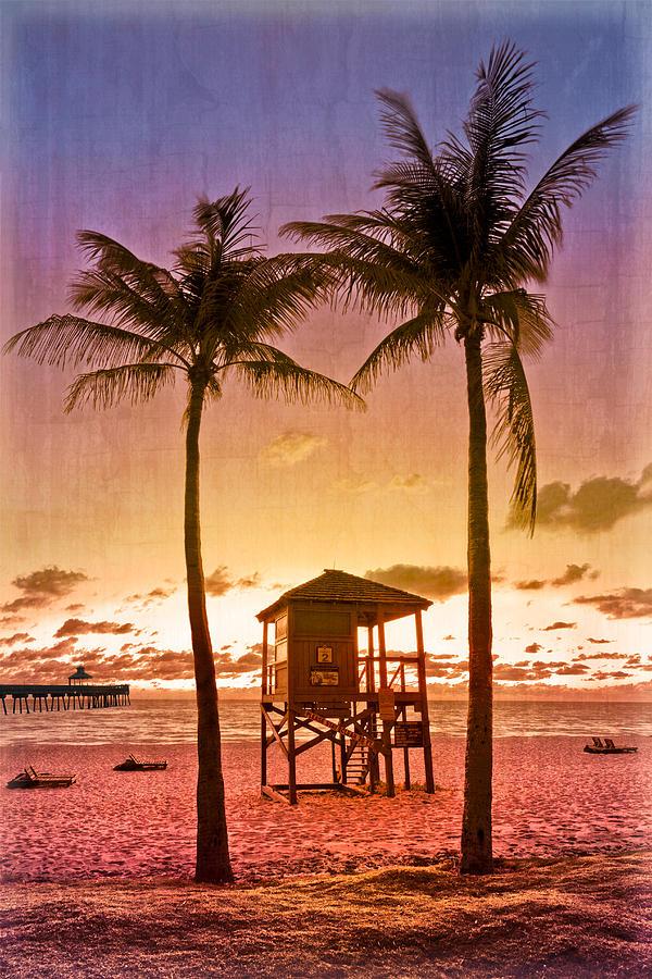 The Beach Photograph
