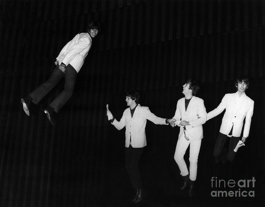 The Beatles, 1964 Photograph