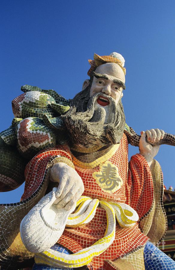Tin Hua Temple Photograph