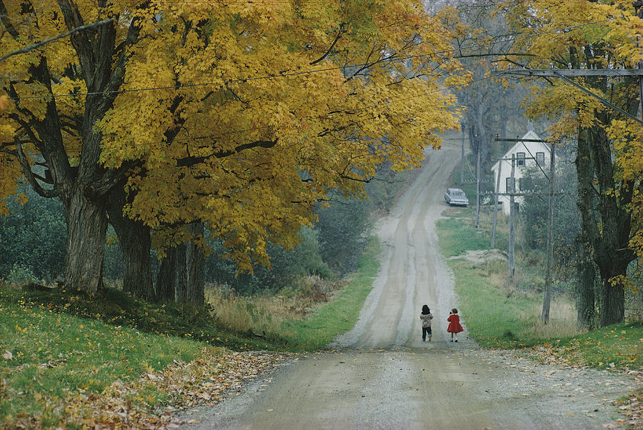 American Children Photograph - Untitled by B. Anthony Stewart