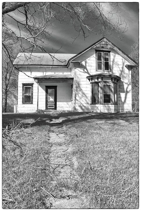 Visiting The Old Homestead Photograph