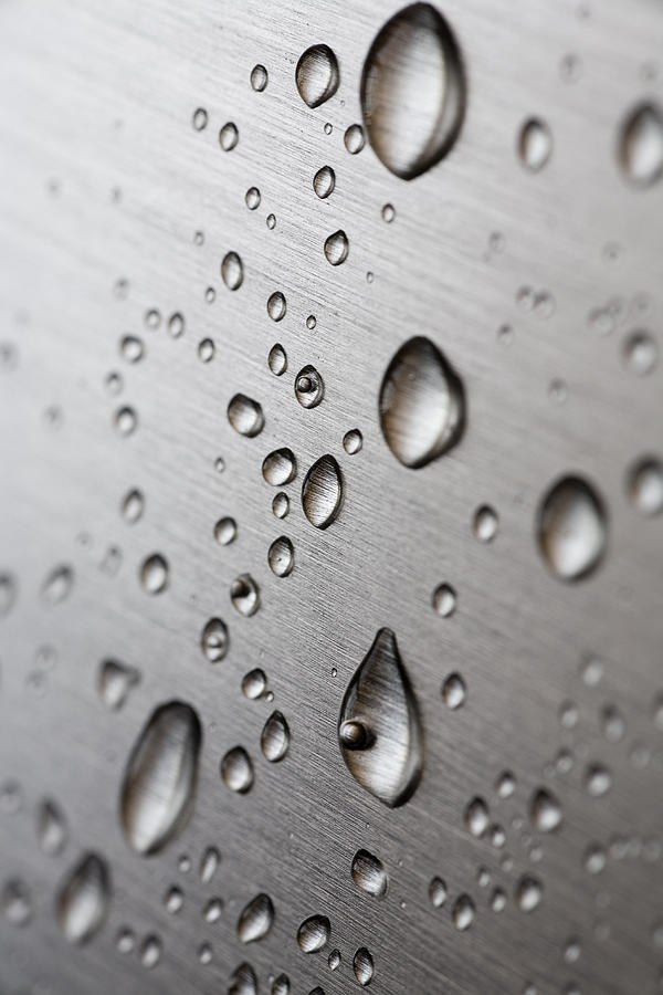 Water Drops Photograph