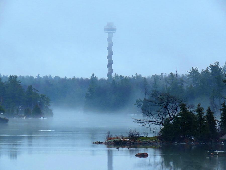 1000 Island Tower Photograph
