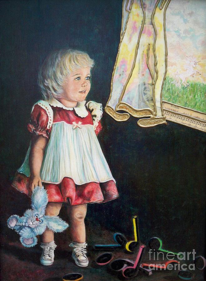 101 Imagination Girl Painting