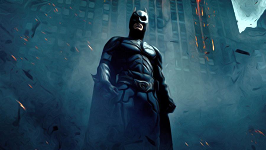 Back to Egor Vysockiy   Art > Digital Art > Batman Spiderman Digital ...