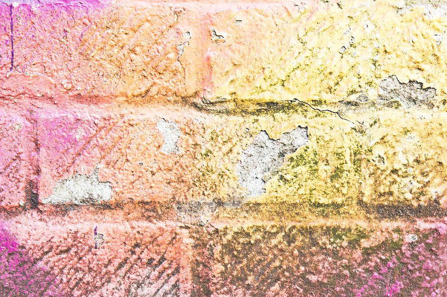 Weathered Wall Photograph
