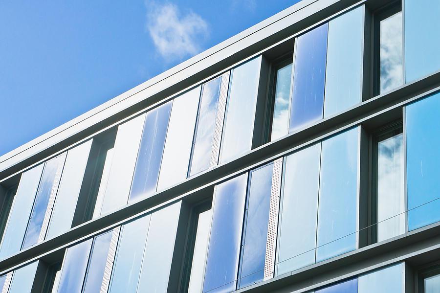 Modern Architecture Photograph