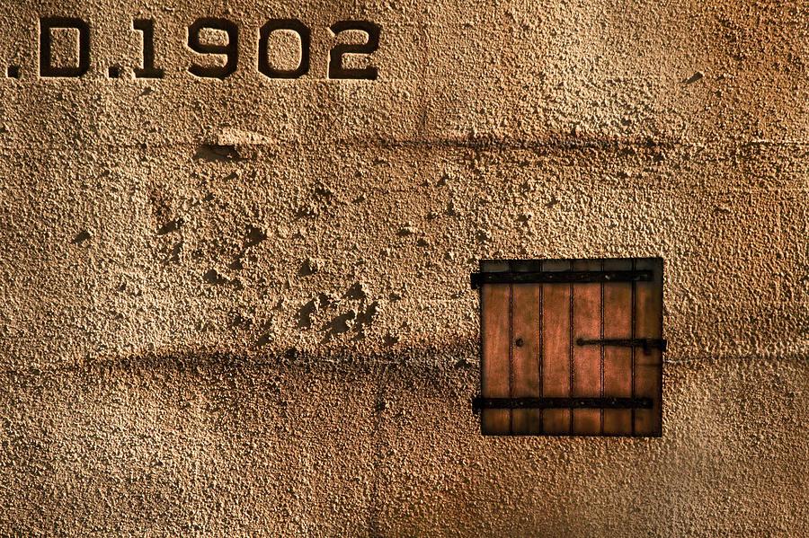 Jail Photograph - 1902 by Evelina Kremsdorf