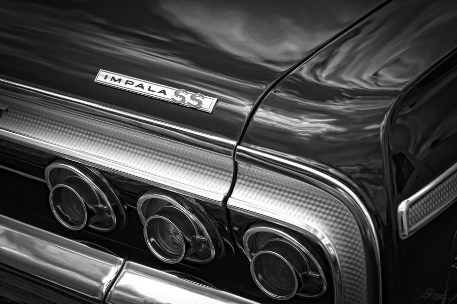 1964 Chevrolet Impala Ss Photograph