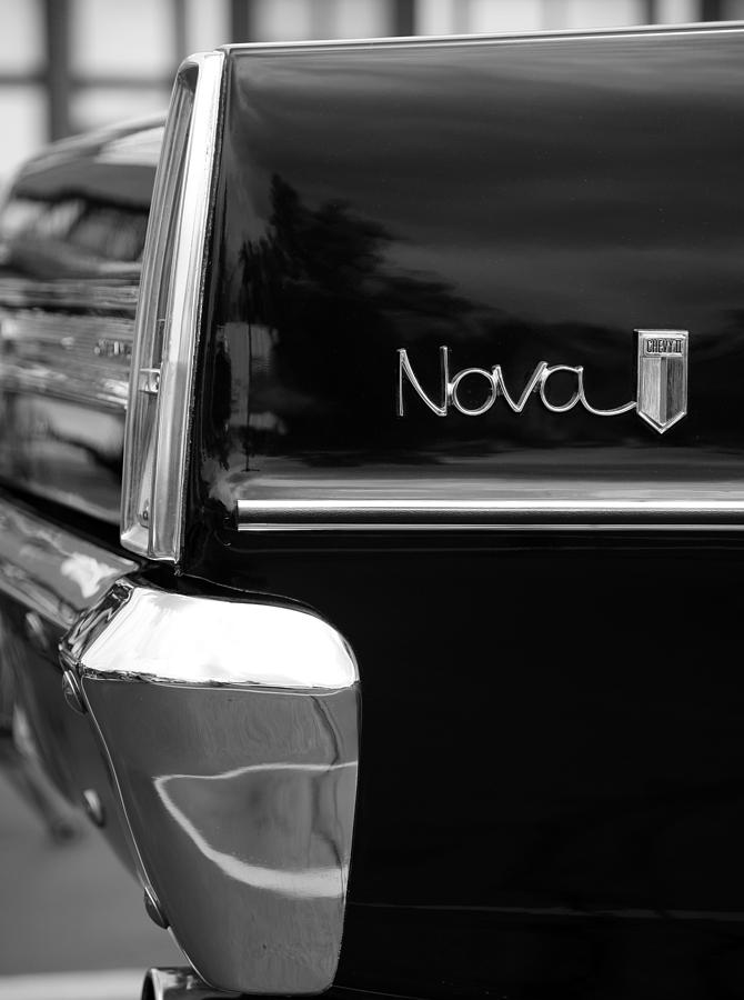 Chevy Photograph - 1966 Chevy Nova II by Gordon Dean II