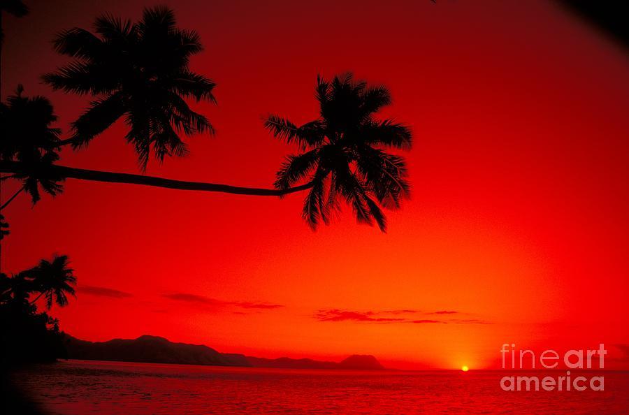 Beautiful Photograph - Fiji, Kadavu Island by Ron Dahlquist - Printscapes