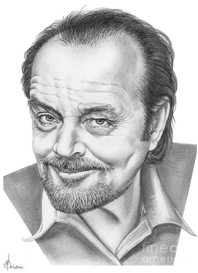 Jack Nickolson Drawing
