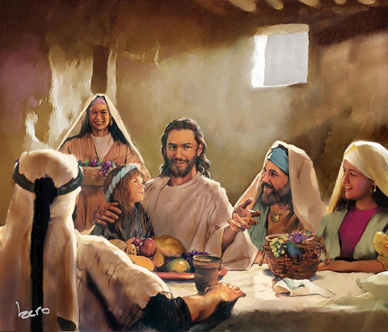 Jesus Christ Drawing - Jesus by Kero Magdy