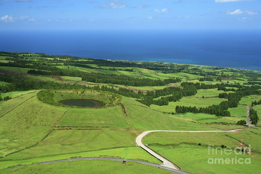 Azores Photograph - Sao Miguel - Azores by Gaspar Avila
