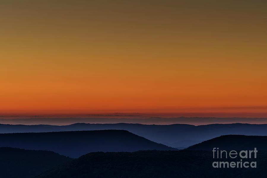 Sunrise Photograph - Summer Solstice Sunrise by Thomas R Fletcher