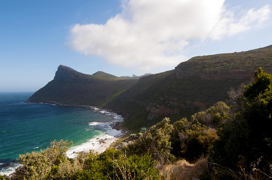Table Mountain National Park Photograph