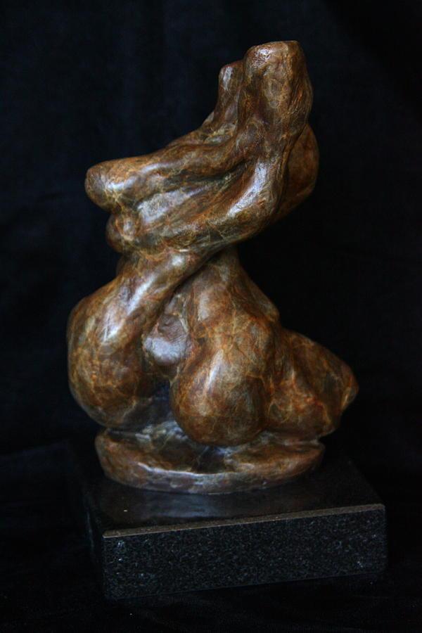 Twist Of Fate The Dancer Sculpture