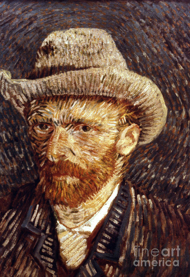 Vincent Van Gogh Photograph