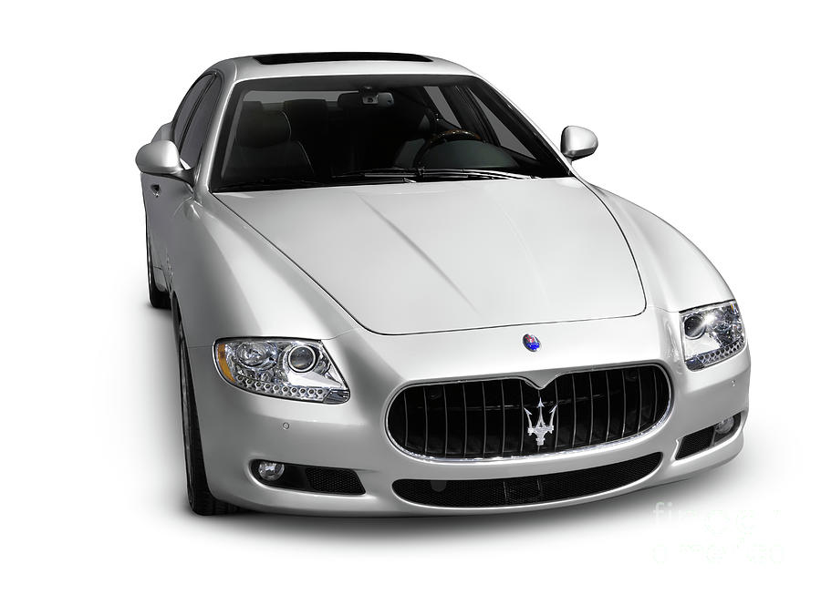 2009 Maserati Quattroporte S Photograph by Oleksiy Maksymenko