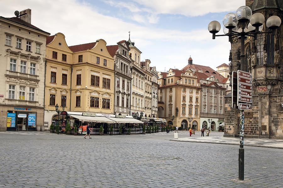 Architecture Photograph - Prague by Andre Goncalves