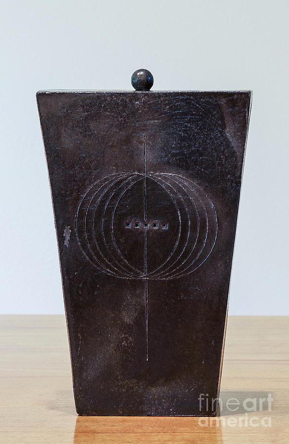 Ceramic Art - Untitled by Linda Spangler