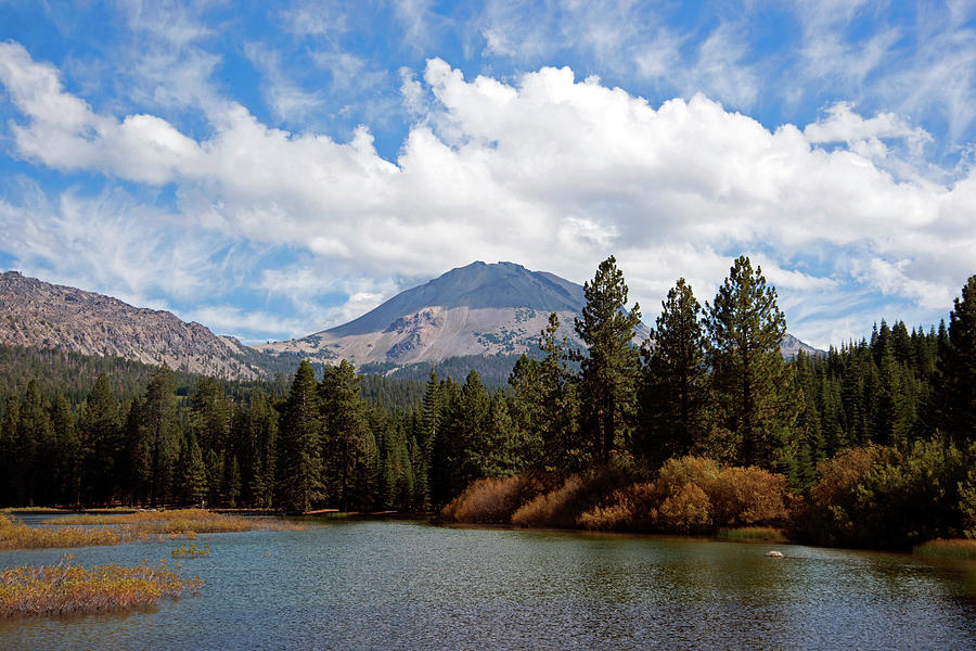 Mt. Lassen National Park Photograph