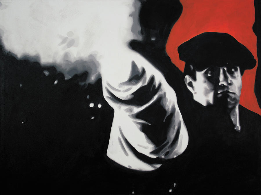 - The Godfather - Painting