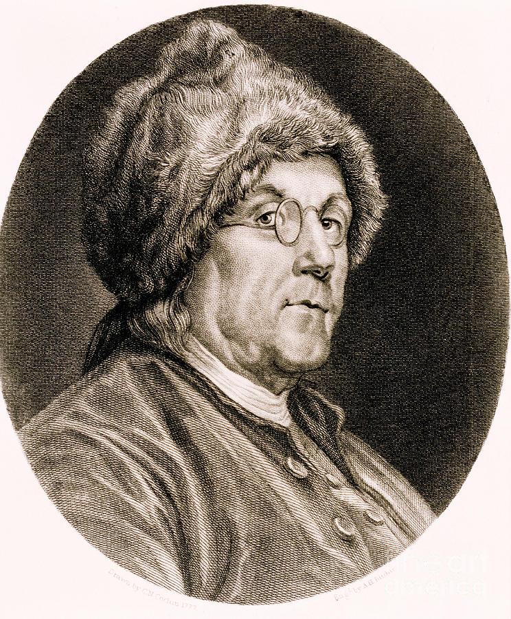 Benjamin Franklin, American Polymath Photograph