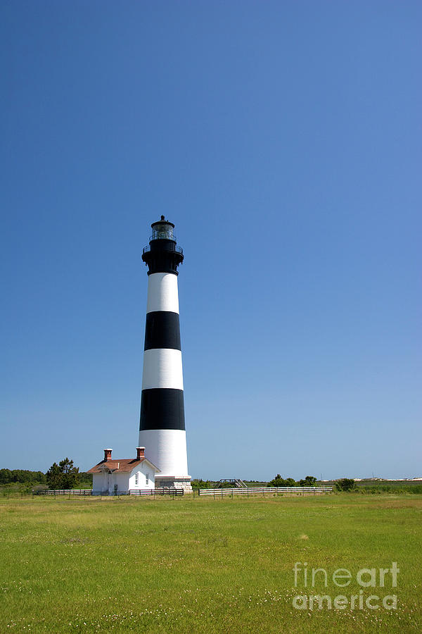 Bodie Island Lighthouse Photograph