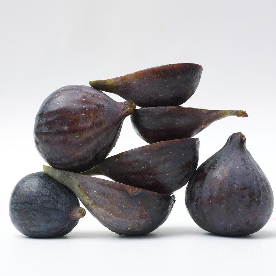 Vitamins Photograph - Figs by Bernard Jaubert