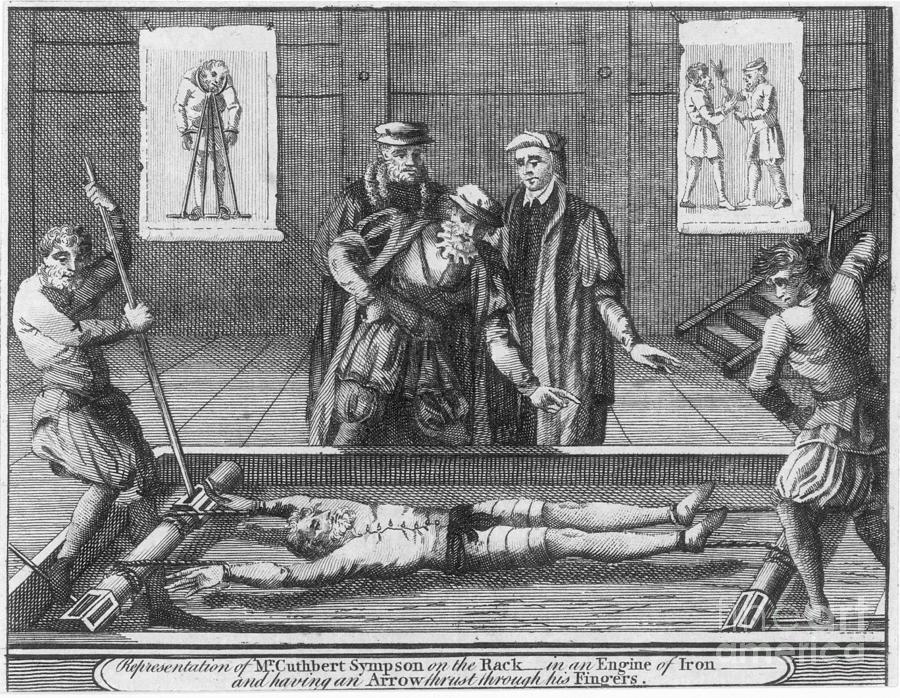 Foxe: Book Of Martyrs Photograph