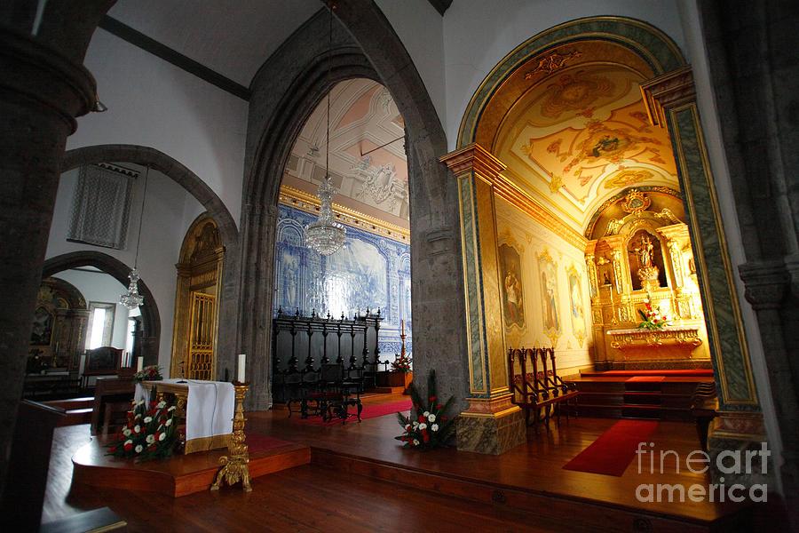 Sao Miguel Arcanjo Church Photograph