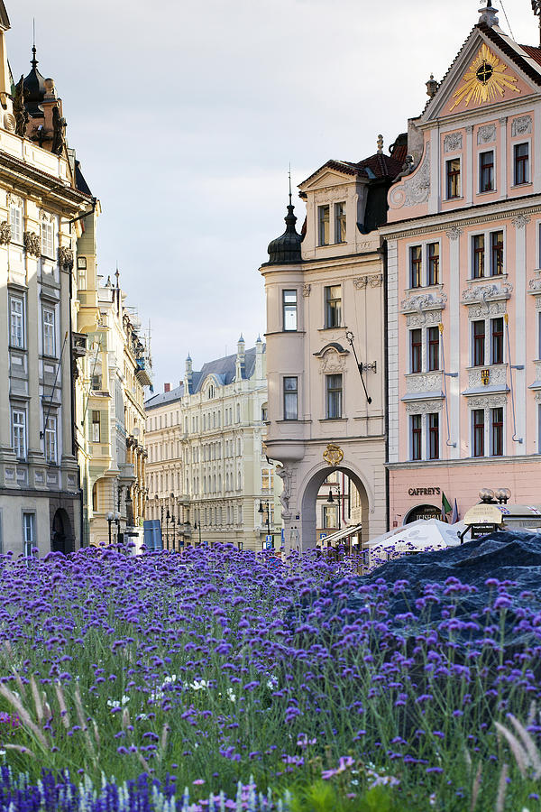Architecture Photograph - Streets Of Prague by Andre Goncalves